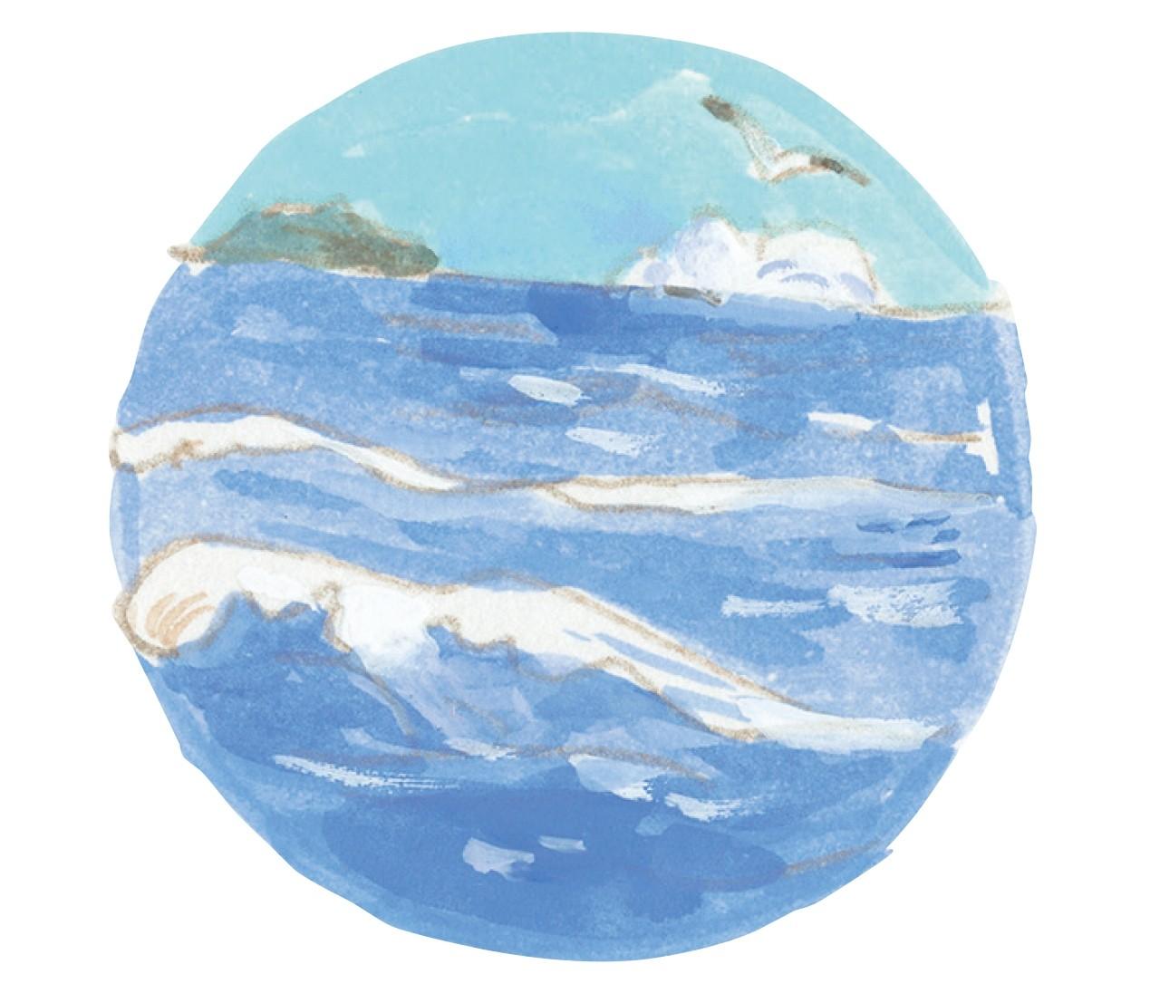 【水晶玉子の「運景」占い】<海>タイプの2021下半期の運勢は?