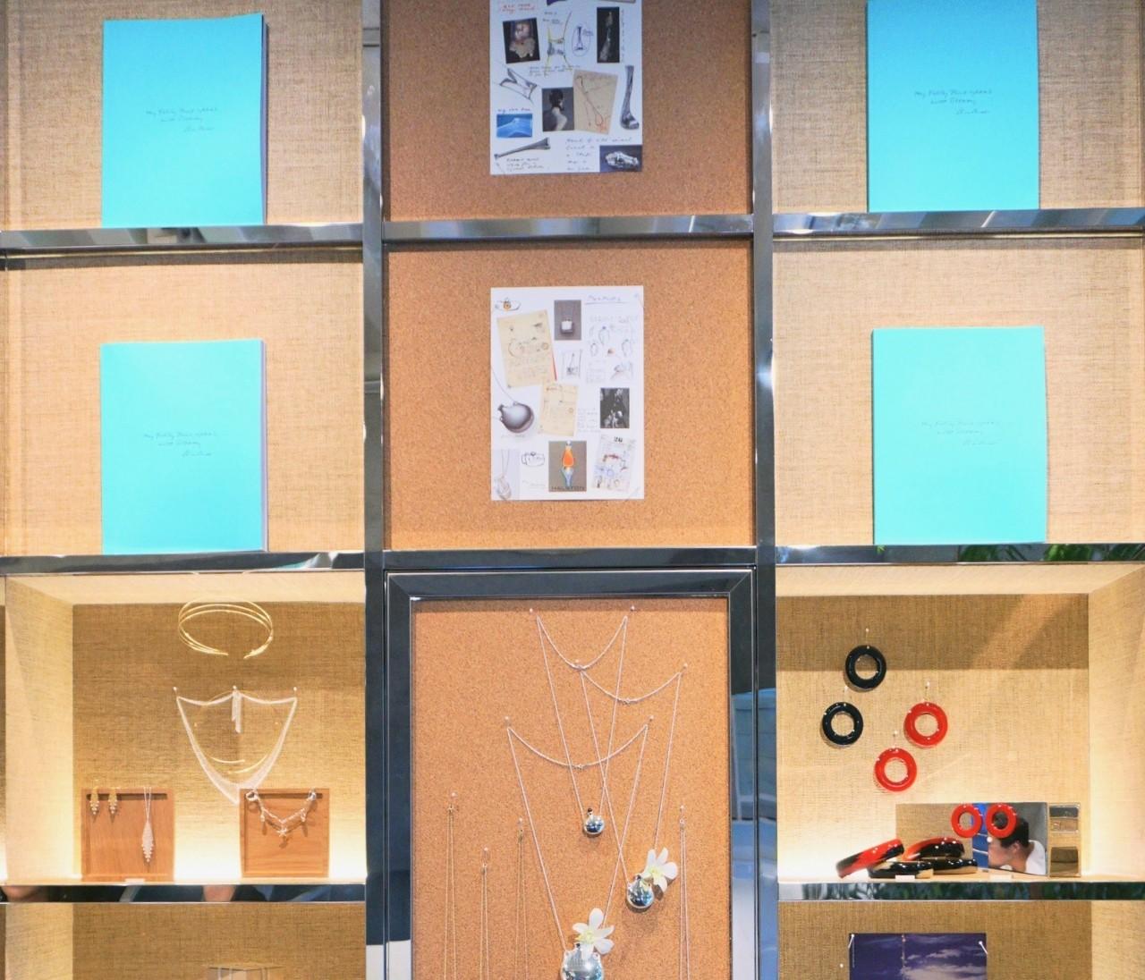 【ティファニー(Tiffany & Co.)】キャットストリート期間限定店に新作登場   エルサ・ペレッティ&日本限定第2弾、絶品ソフトクリームも!