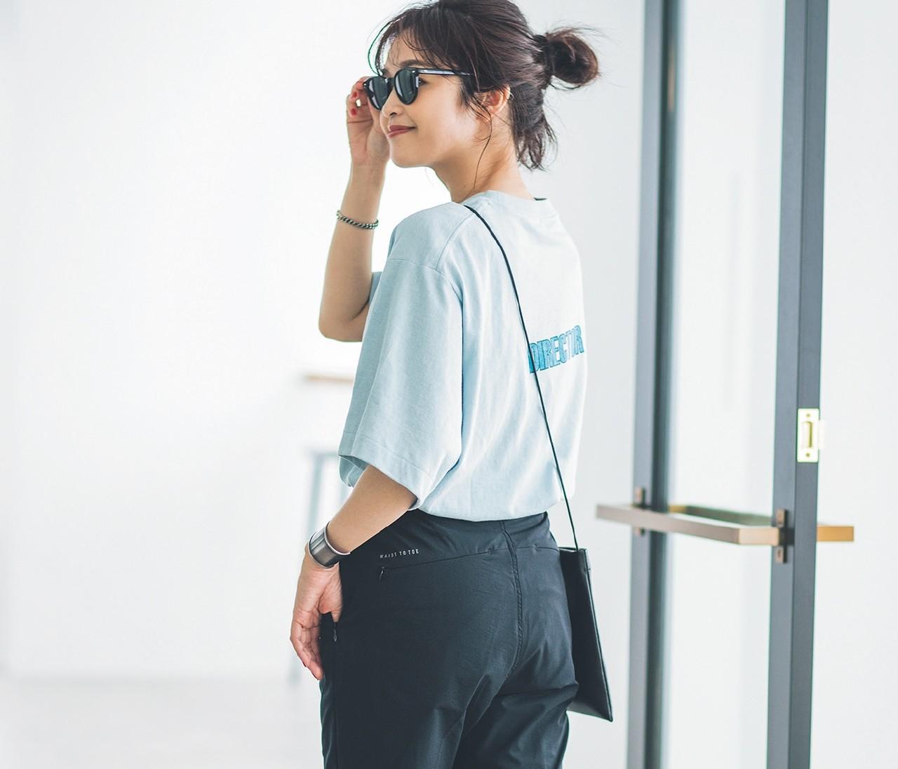 【30代女子の夏ファッションQ&A】ラクなのに可愛い0.5マイルコーデって?