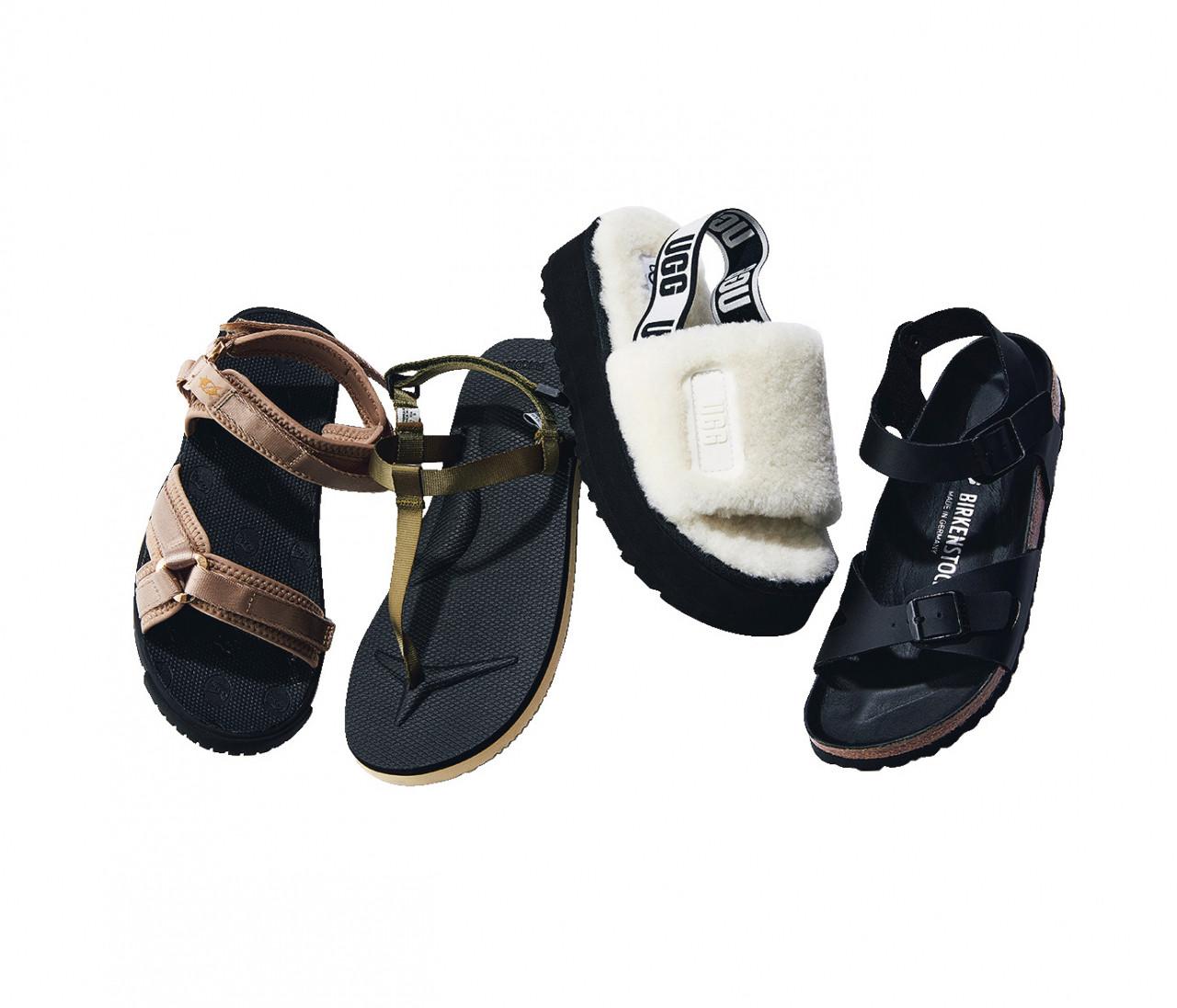 【人気ブランドのスポーツサンダル5選】テバ、ビルケンシュトック、アグetc.大人が履きやすいモデルはこれ!