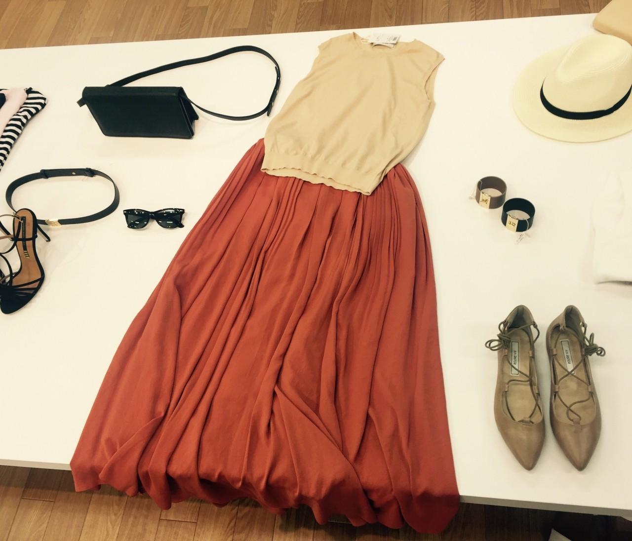 ゴールデンウィークに夏休み。旅に出たくなる服が欲しい!