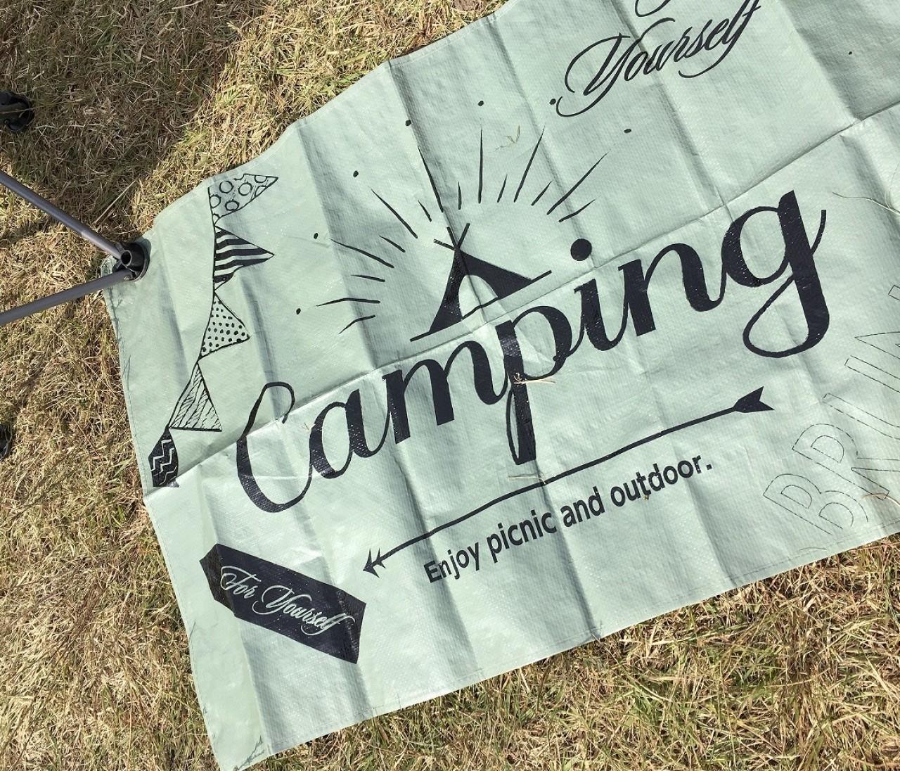 秋キャンプ&アウトドアで使える100均グッズ