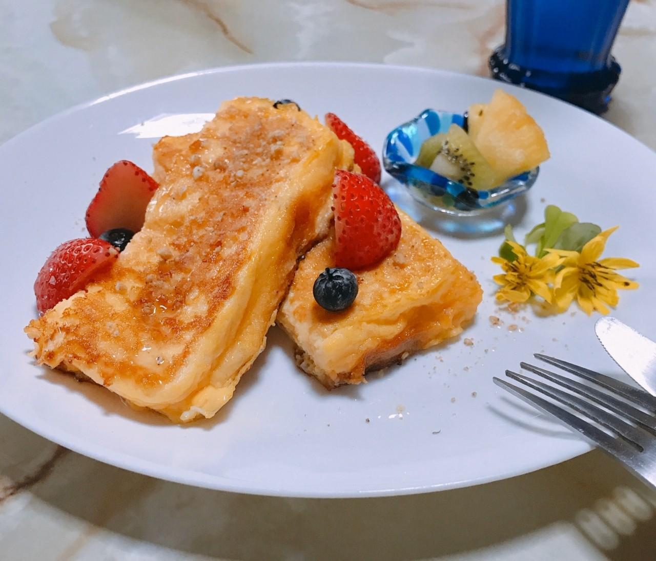 有名ホテル絶品フレンチトーストをおうちで再現!