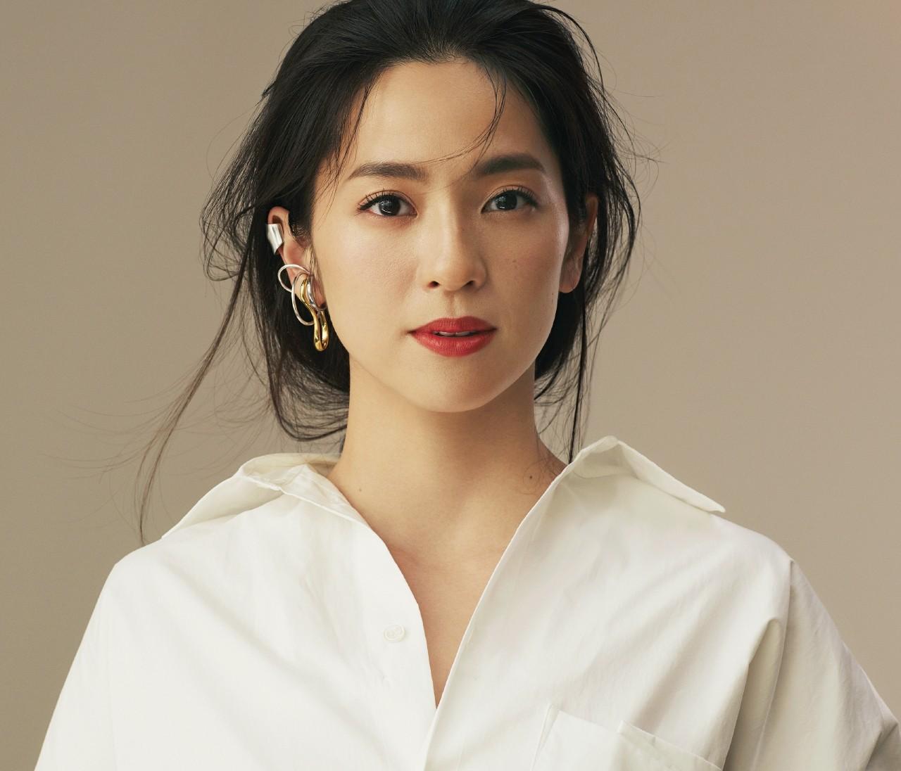 【夏ジュエリー】中村アンが〈イヤカフ〉で演じる5つの女性像