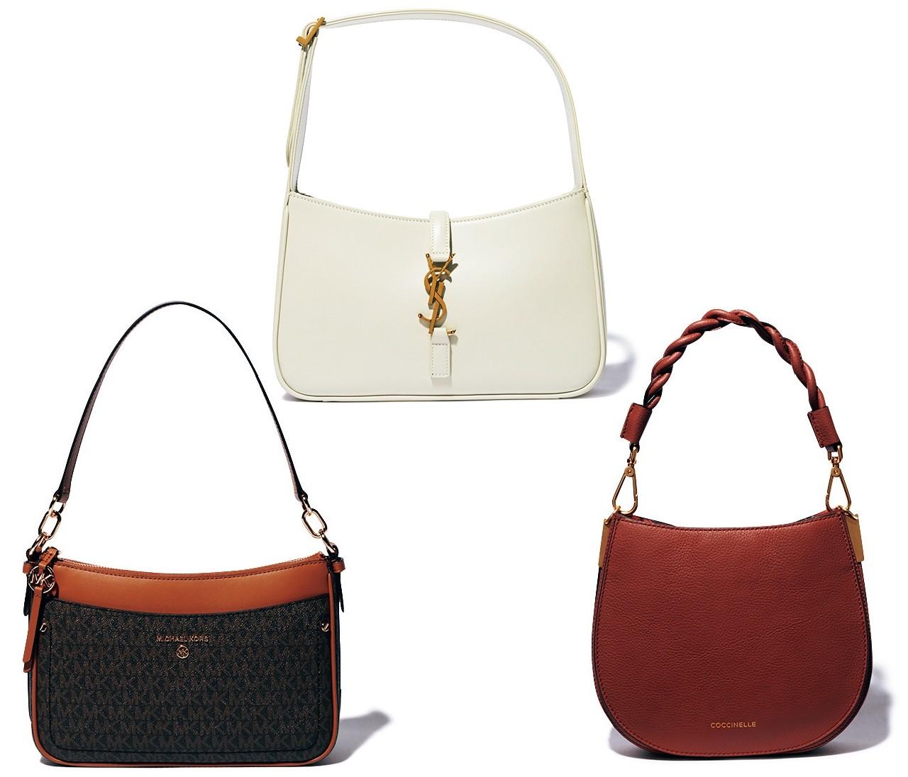 【人気ブランドの最新バッグ9選】サンローラン、グッチ、ステラ マッカートニー…ワンハンドルをお出かけのお供に!