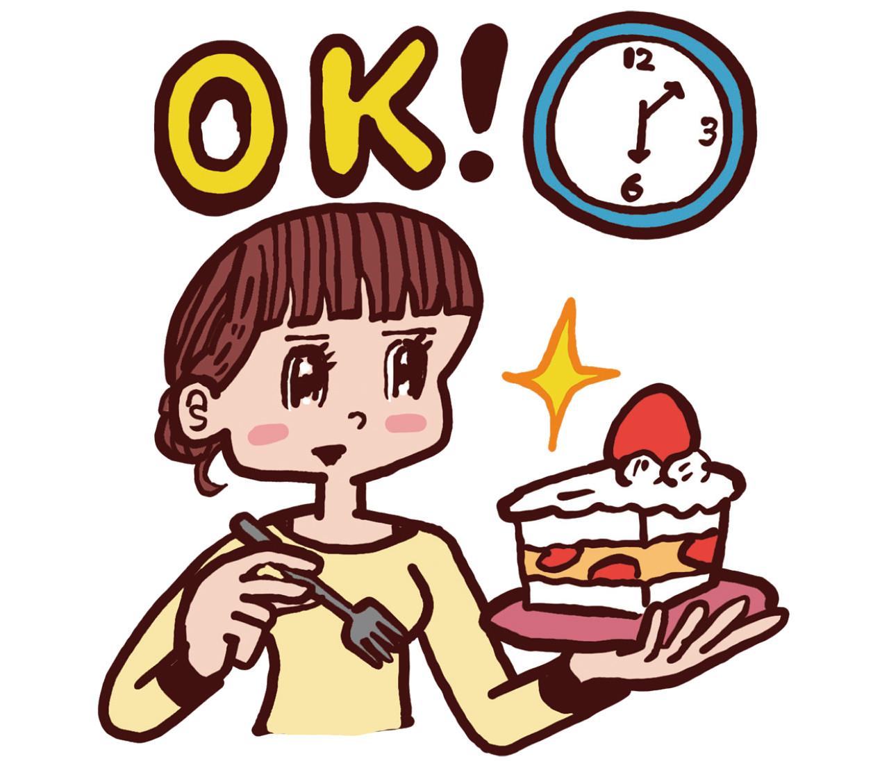 【2021年は痩せる食事法】最新知見BMALでわかった太りにくい時間帯★おやつもOKの新ルール11-15