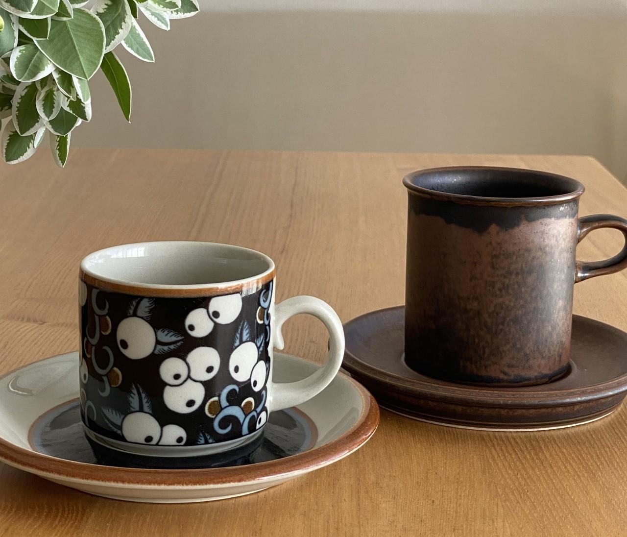 【エディターのおうち私物#135】在宅勤務のリズム作りに一役買ってるアラビアのカップ