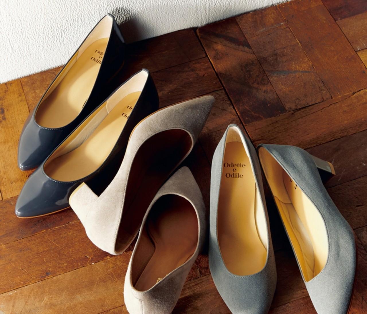 この春は「髪と靴」でおしゃれムードを作ろう