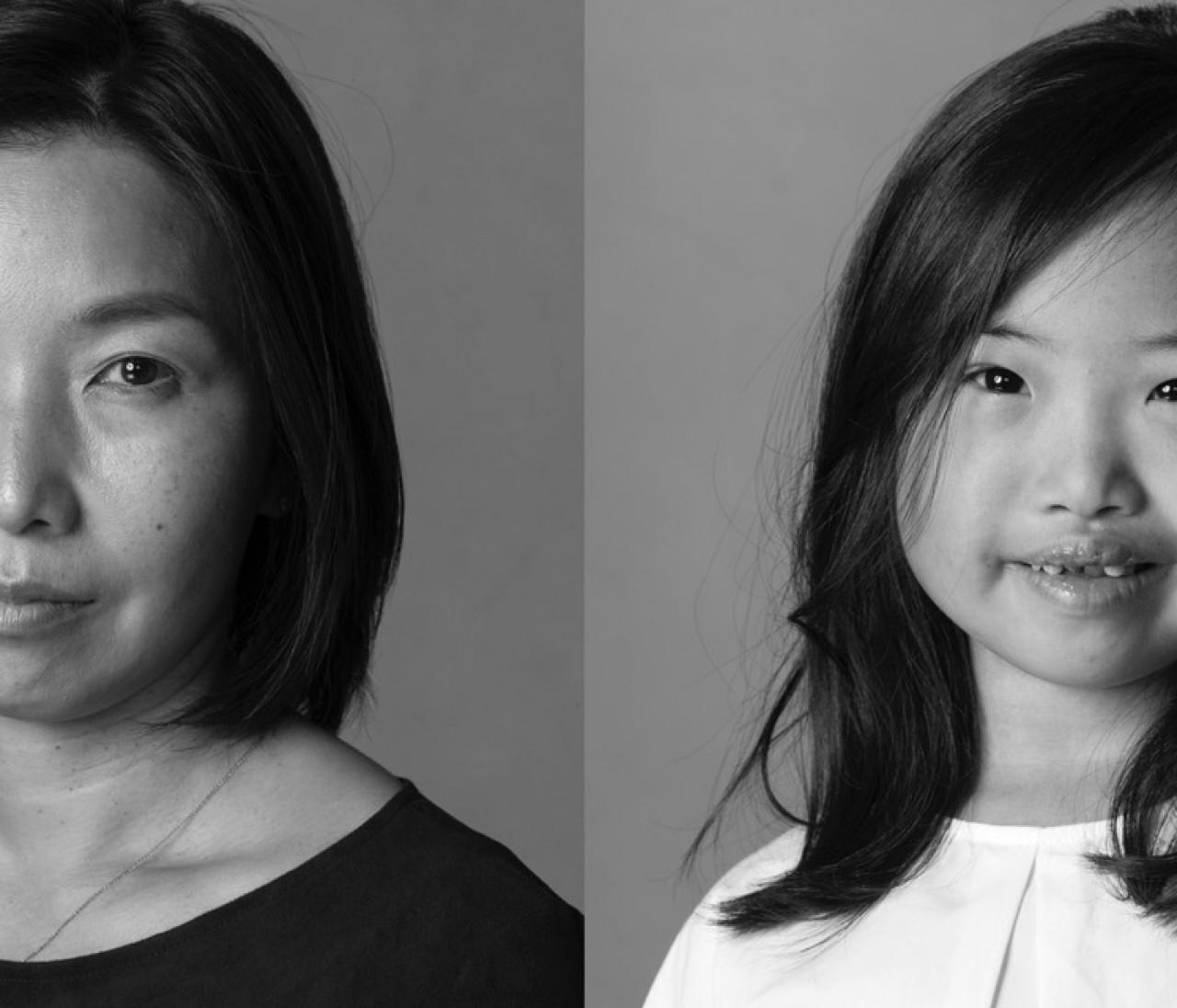 【母の日】ダウン症の子ども&ママを撮った写真展が表参道駅で開催