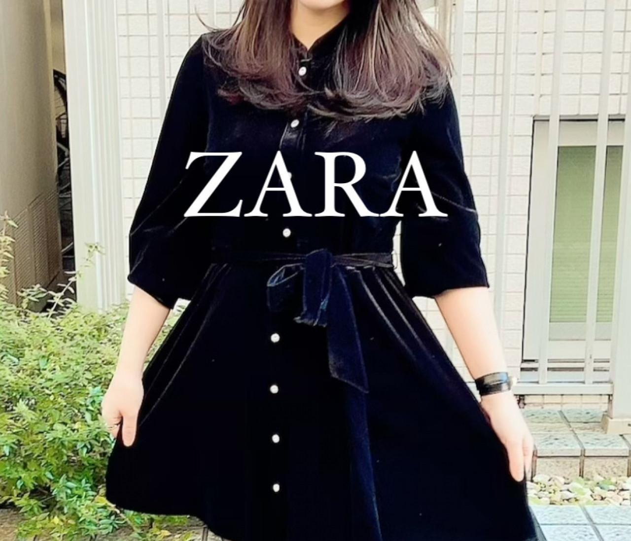 【ZARA】冬物チェックした?プチプラでかわいい戦利品!②
