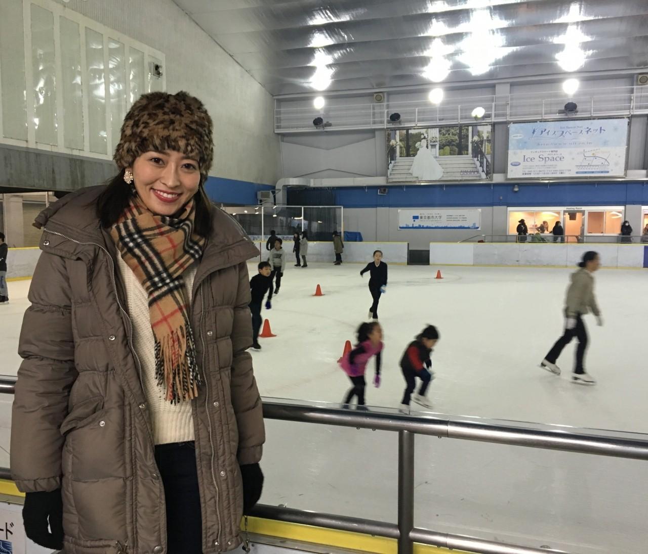 アイススケート♡