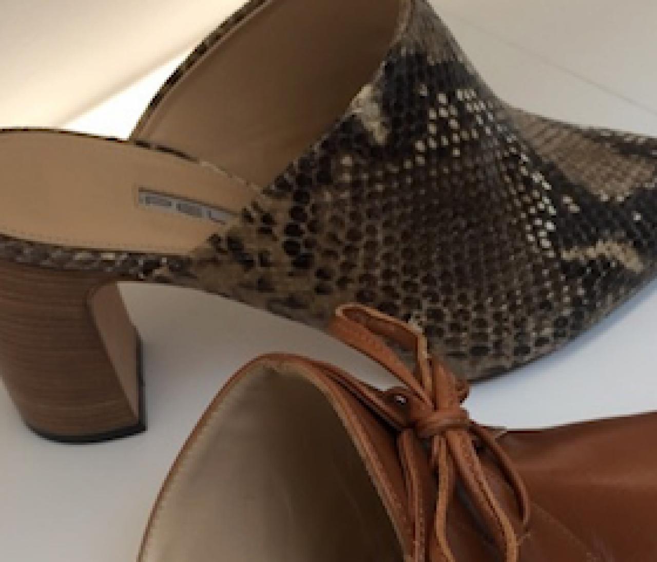 ペリーコで真っ先に買いたい秋イチ靴は【○○○】