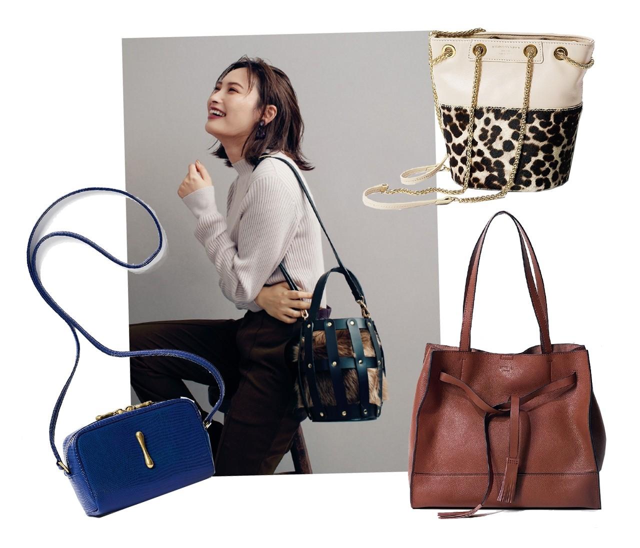 【秋冬バッグ】30代女子におすすめ!3万円以下の本命トレンドバッグ