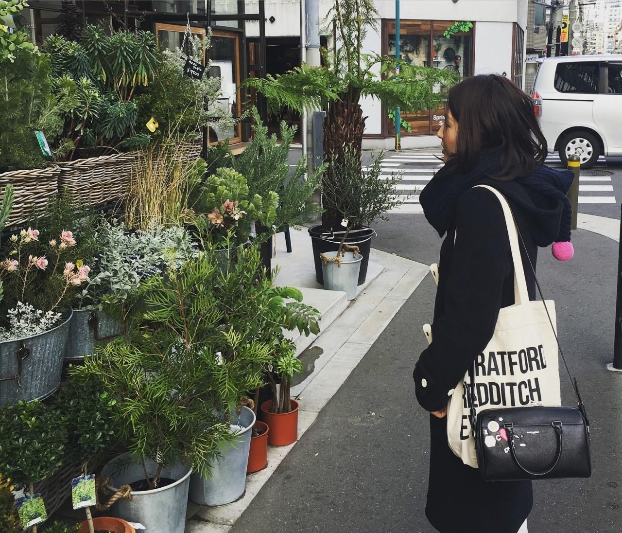 堀江のBIOTOPでお買い物♡
