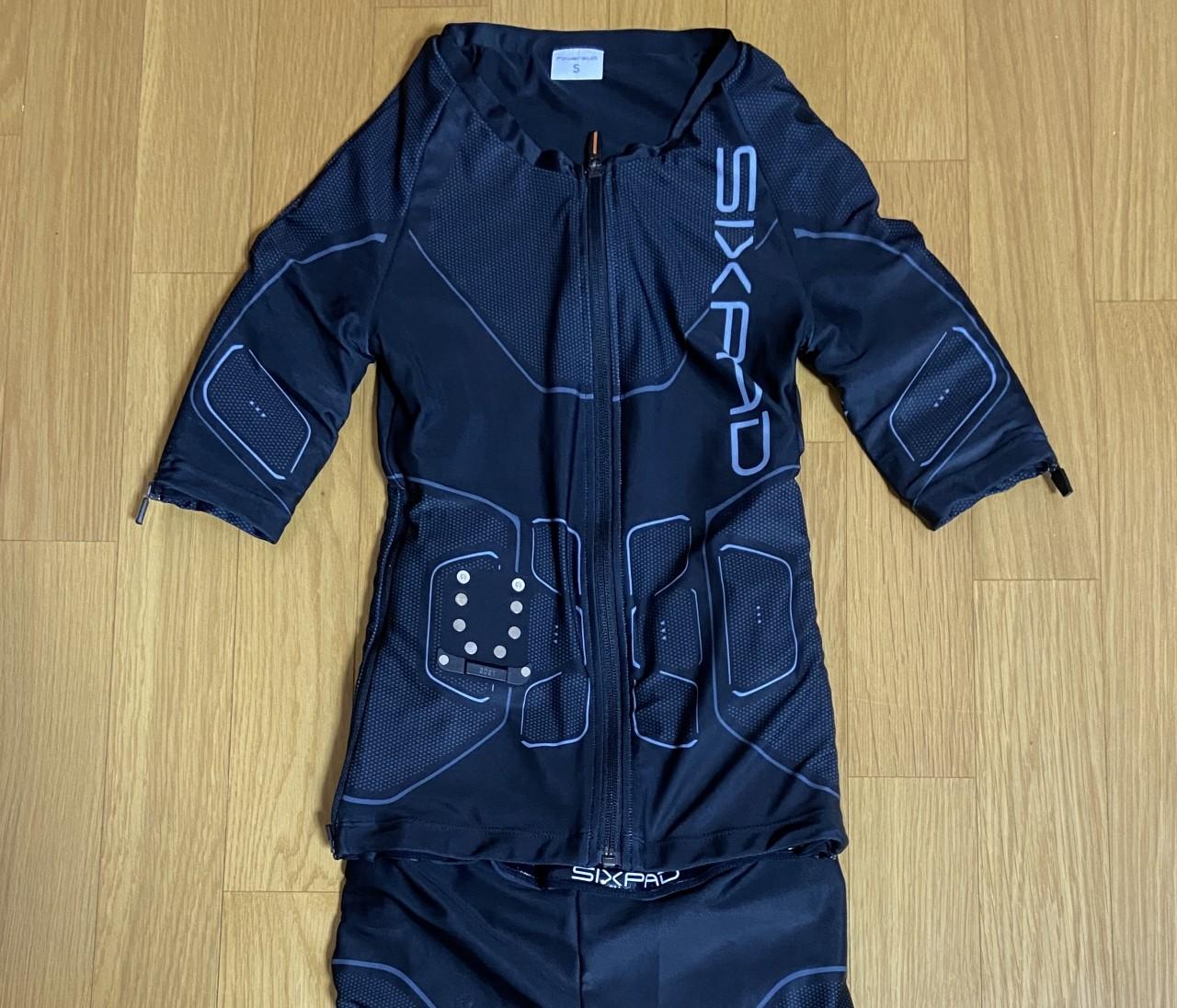 家がジム化?!話題のSIXPAD全身パワースーツを買ってみた