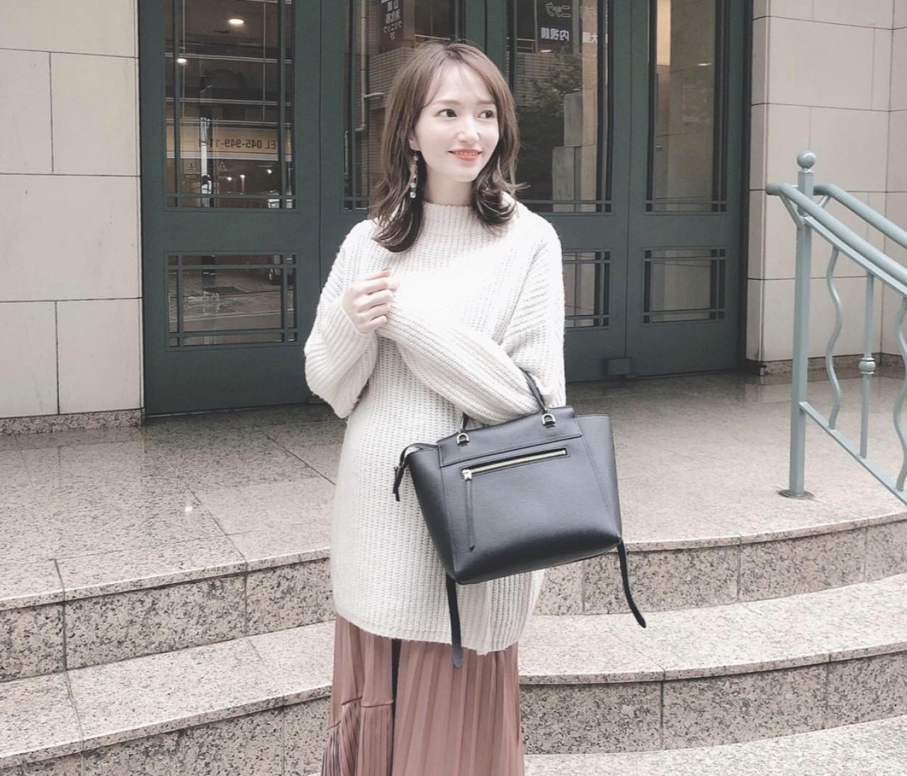 【BAILA 11月号】チェルシーブーツで秋コーデ♡