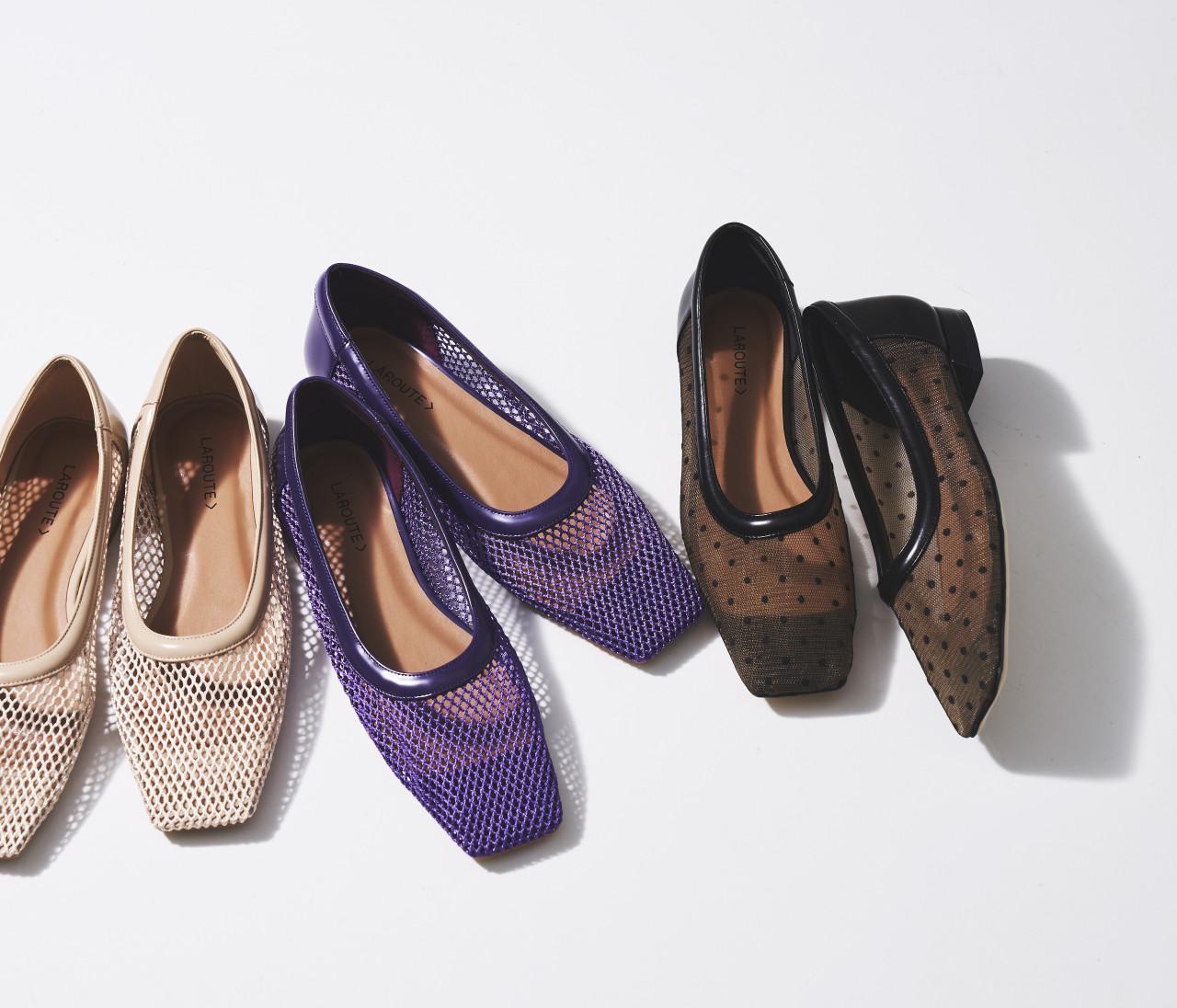 2021春夏デビュー!WEB限定ラインの靴ブランド【LAROUTE(ラルート)】が一足あれば、コーデが一気にあか抜ける!