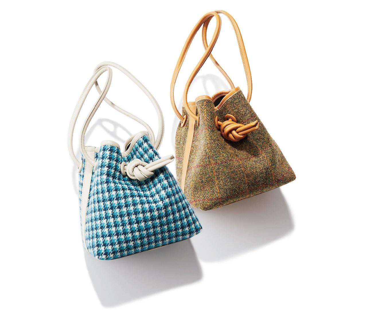 30代女子大人気ブランド【VASIC(ヴァジック)】の秋新作バッグはツイード柄が大充実!