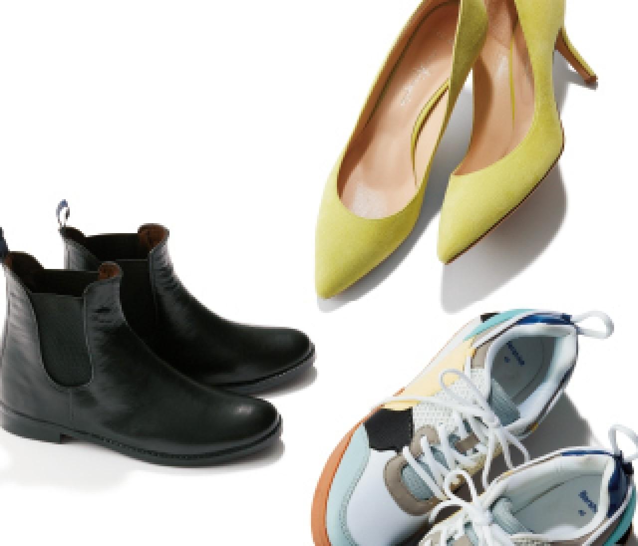 通勤も快適!「雨の日の靴」は3タイプ用意するのがベスト