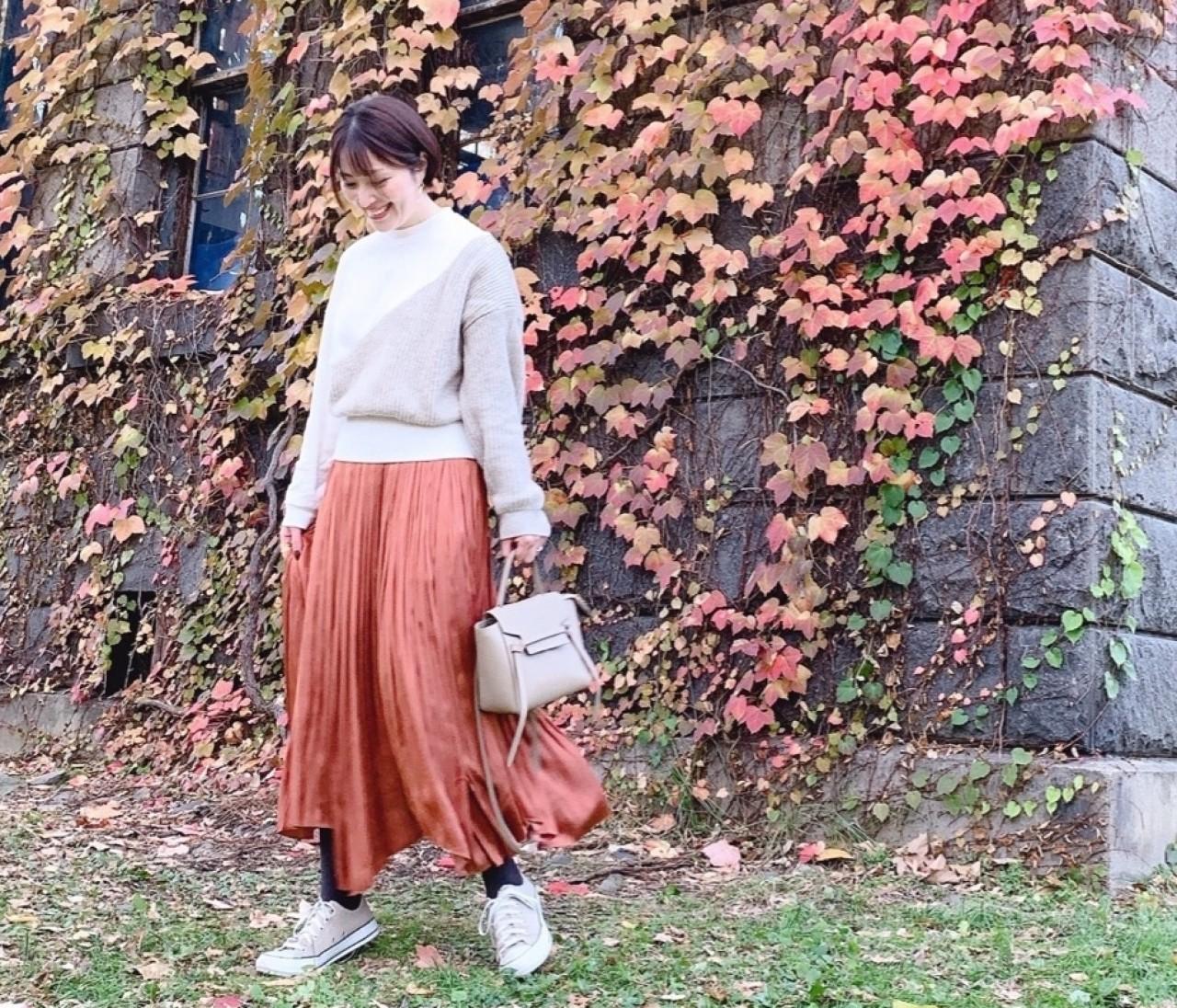 \ 着回し3パターン/ MilaOwenの映えスカート♡