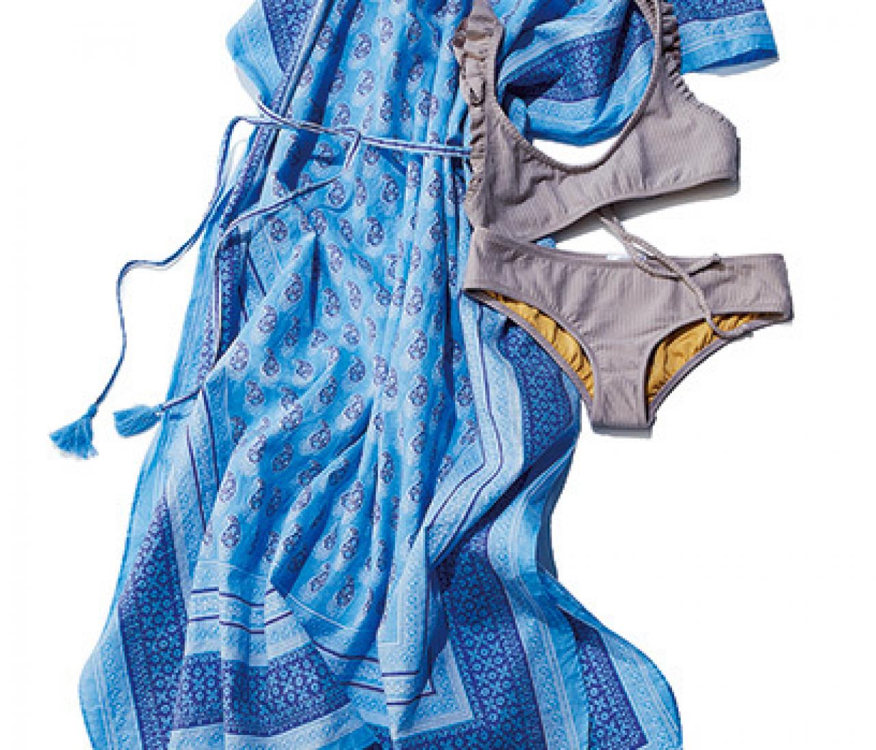 アラサーボディを120%美化する水着&ビーチ小物8選【今月のおしゃれニュース】