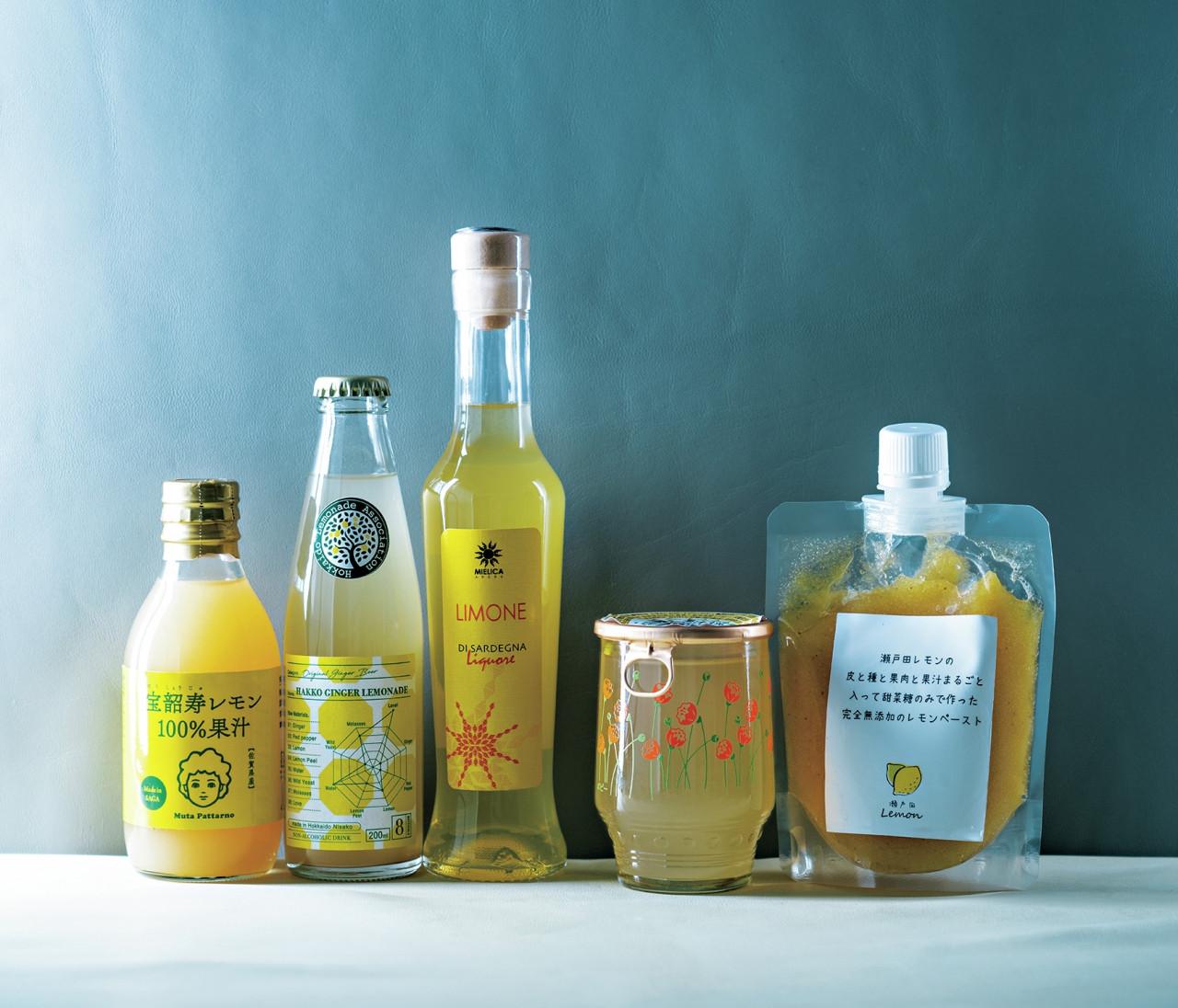 【レモンの飲み物5選】夏の一杯にぴったり! 食通のあの人のお取り寄せは?