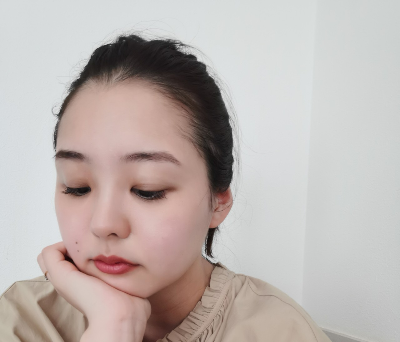 【BAILA12月号付録】天才眉ブラシで自分史上眉!!
