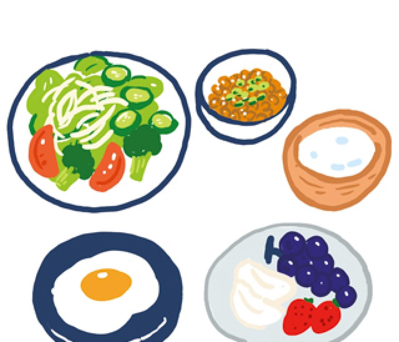 """【持続可能ダイエット】食べすぎた翌日は""""リセットごはん""""で代謝のいい体に"""