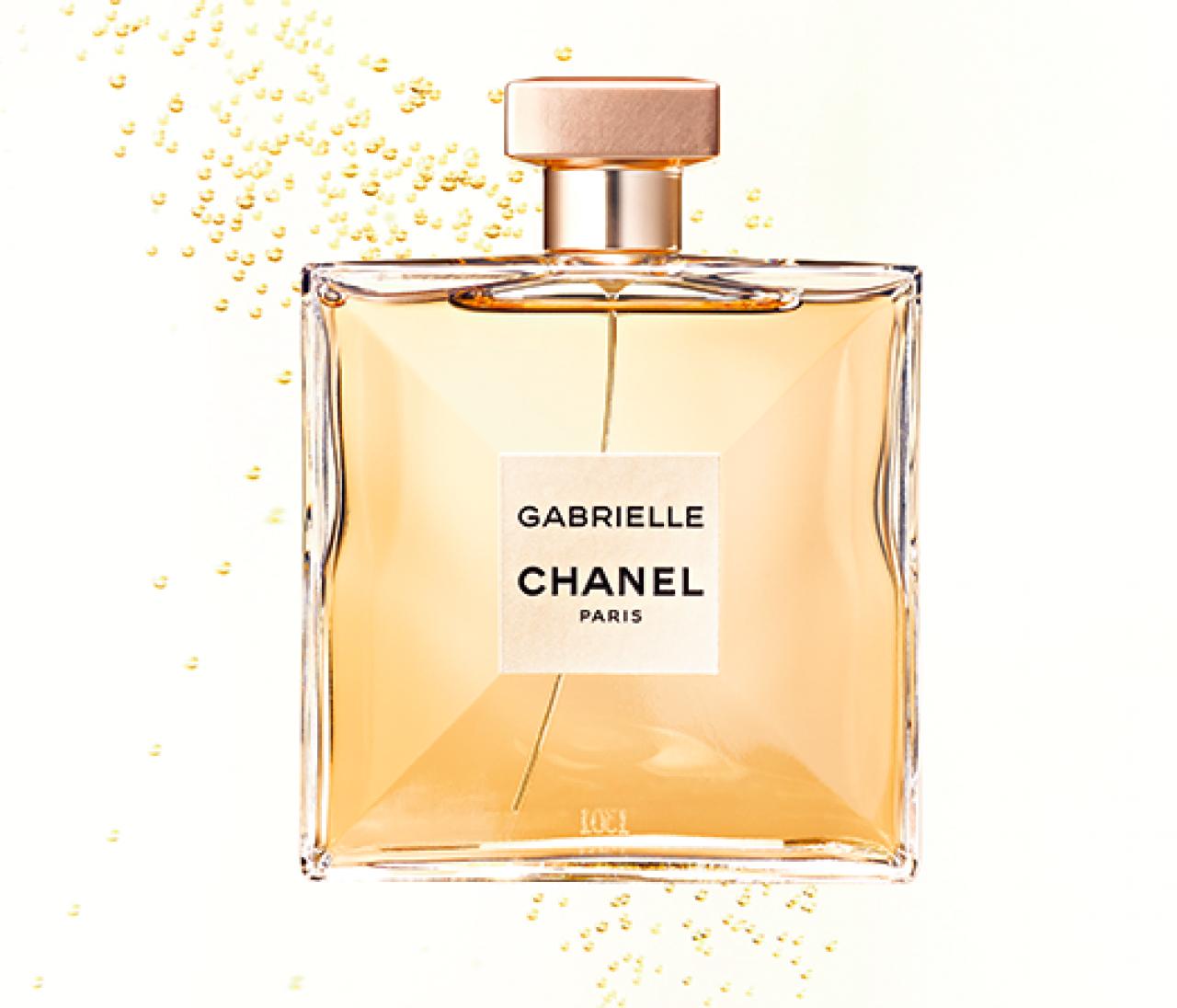 """CHANELの新しい香水、""""GABRIELLE""""誕生! ピュアに、自由に、ありのままの私の香り"""