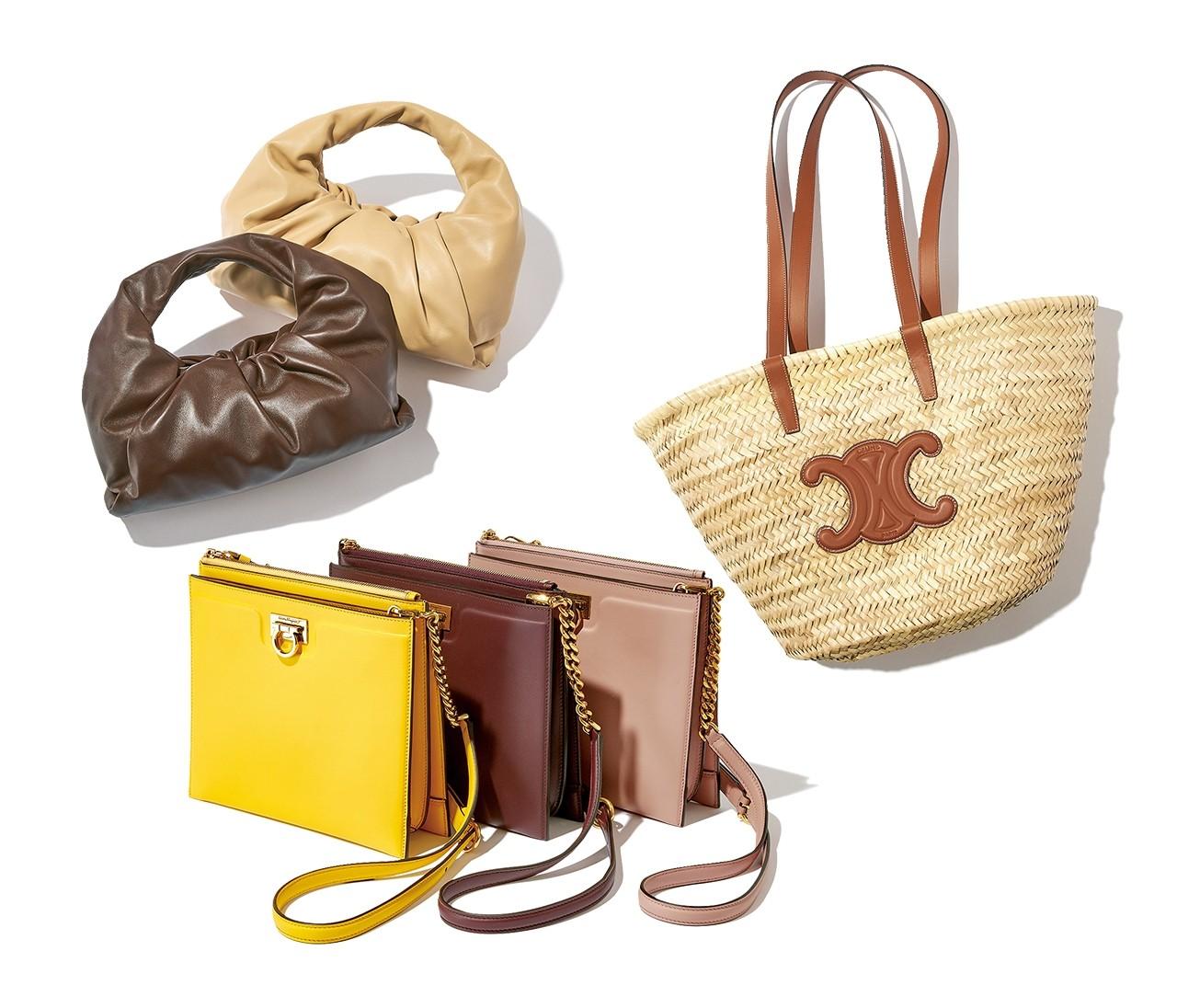 ボッテガ・ヴェネタの注目バッグからセリーヌのかごバッグまで【今月のおしゃれニュース】