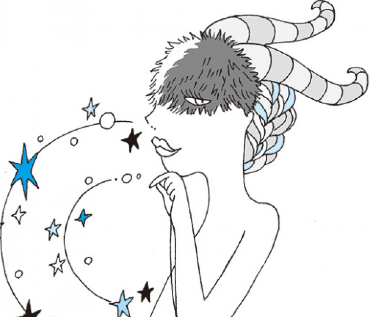 【山羊座】鏡リュウジ・12星座の運命2018