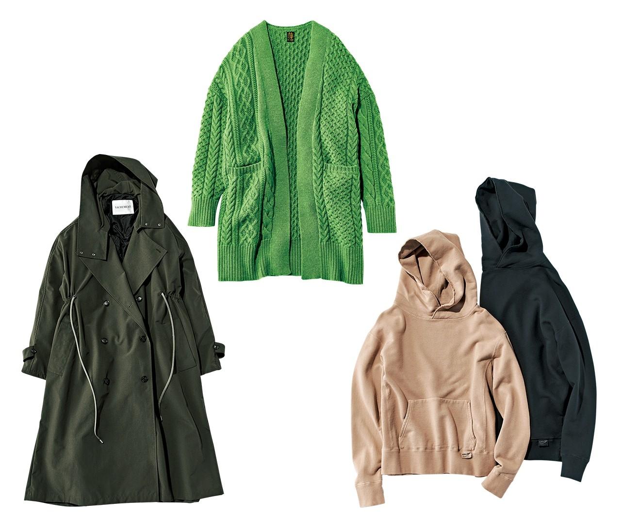 秋の装いをワンランクアップする新作アイテム【今月のおしゃれニュース】