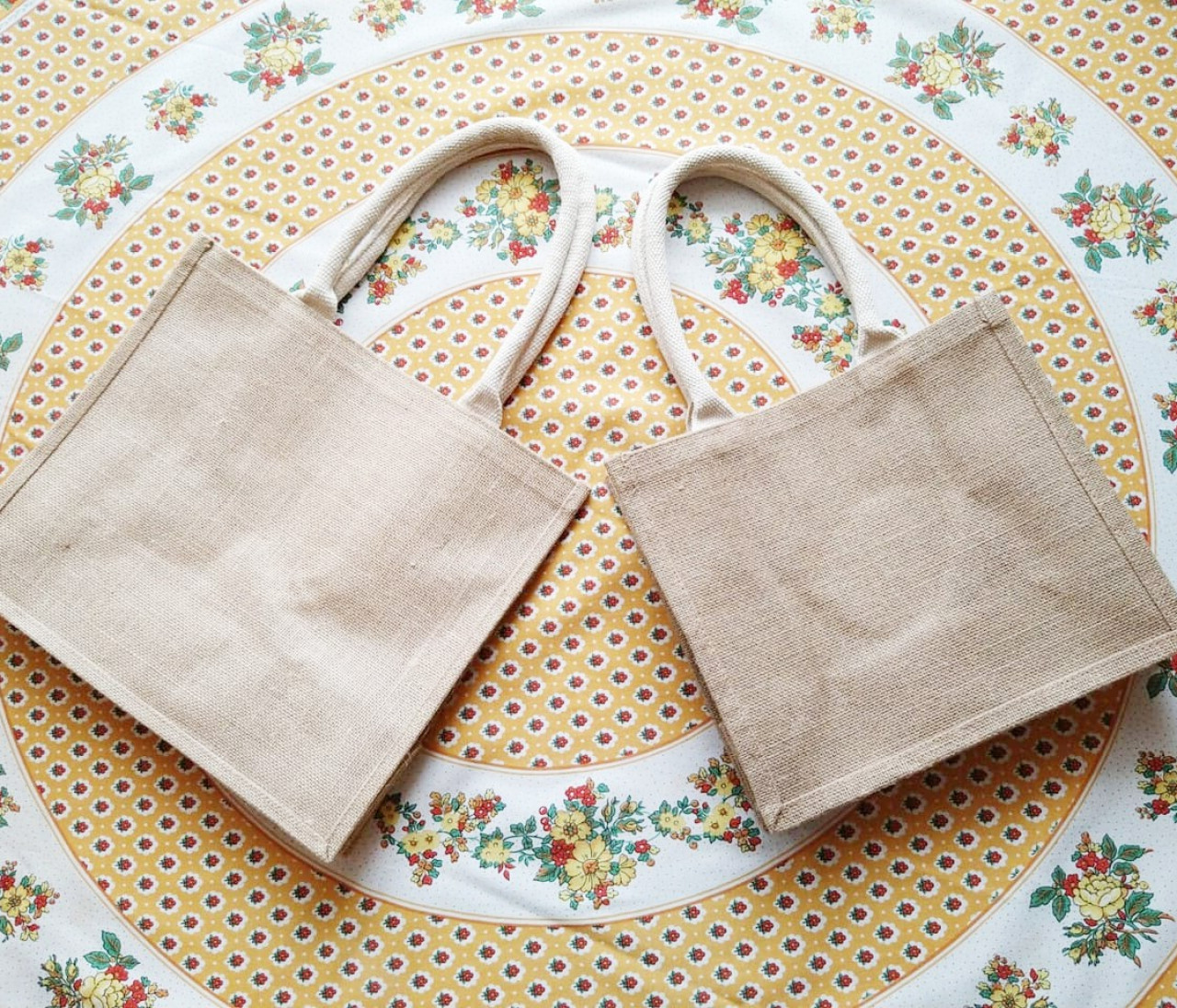 【無印良品】大人気のプチプラ「ジュートマイバッグ」が無限に使える...!エコバッグ・サブバッグ・収納バッグetc.ひとつで何役も!