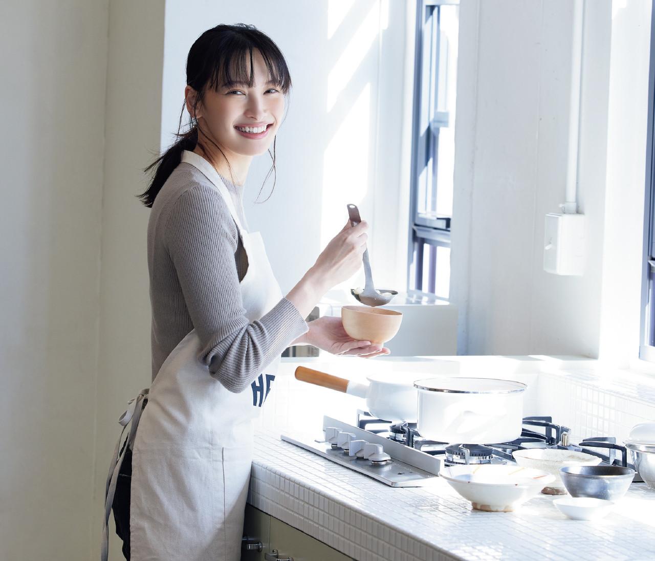 【大政絢ごはん】お料理がすごく上手ってウワサ!お気に入りの調味料も公開♡