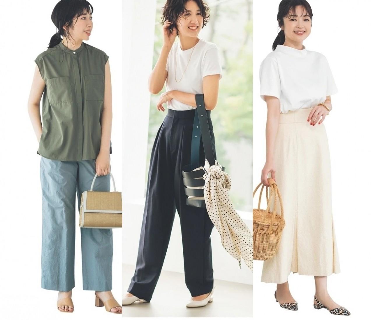 【2020年夏ファッションQ&Aまとめ】大人のスタイルアップからおうちコーデまでスタイリストがアンサー!