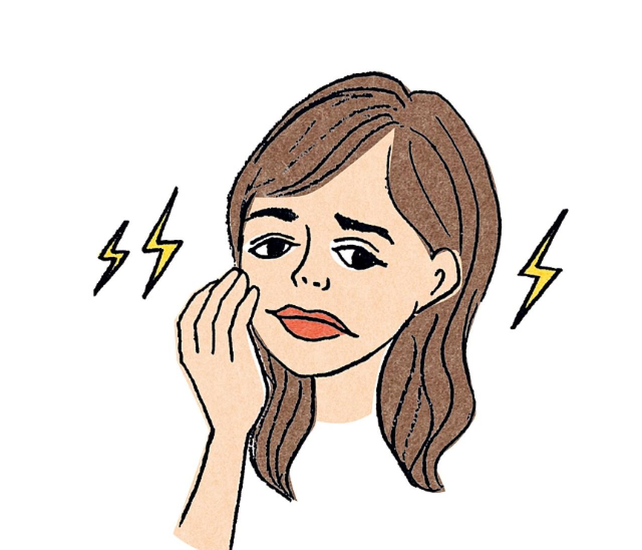季節の変わり目トラブル肌レスキュー【1】汗をかくとしみる!?