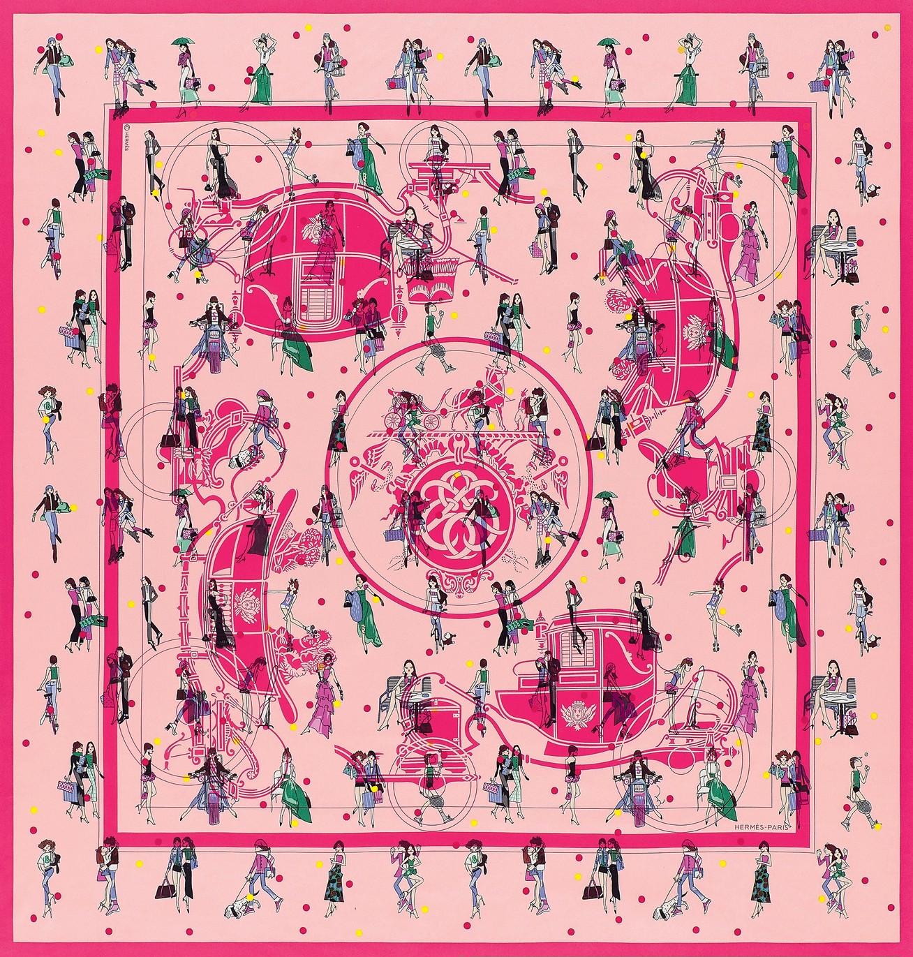 何度でも巡ってくるスカーフ【30代からの名品・愛されブランドのタイムレスピース Vol.39】_2_3