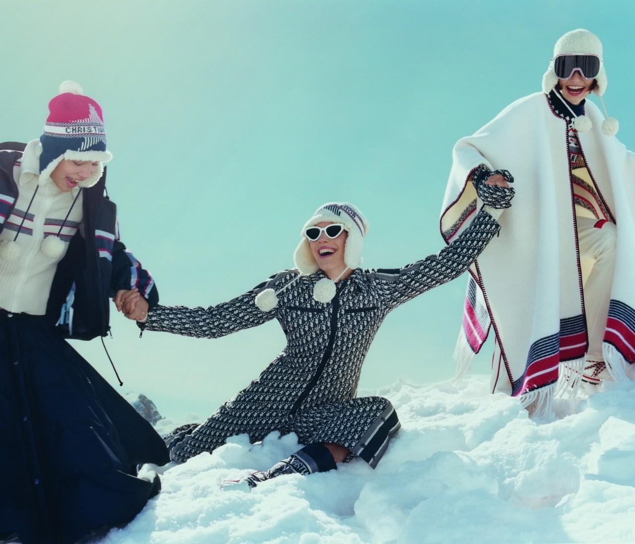 「DIOR(ディオール)」からウイメンズ初のゲレンデコレクション登場!大阪、東京で世界先行発売のポップアップストアを開催