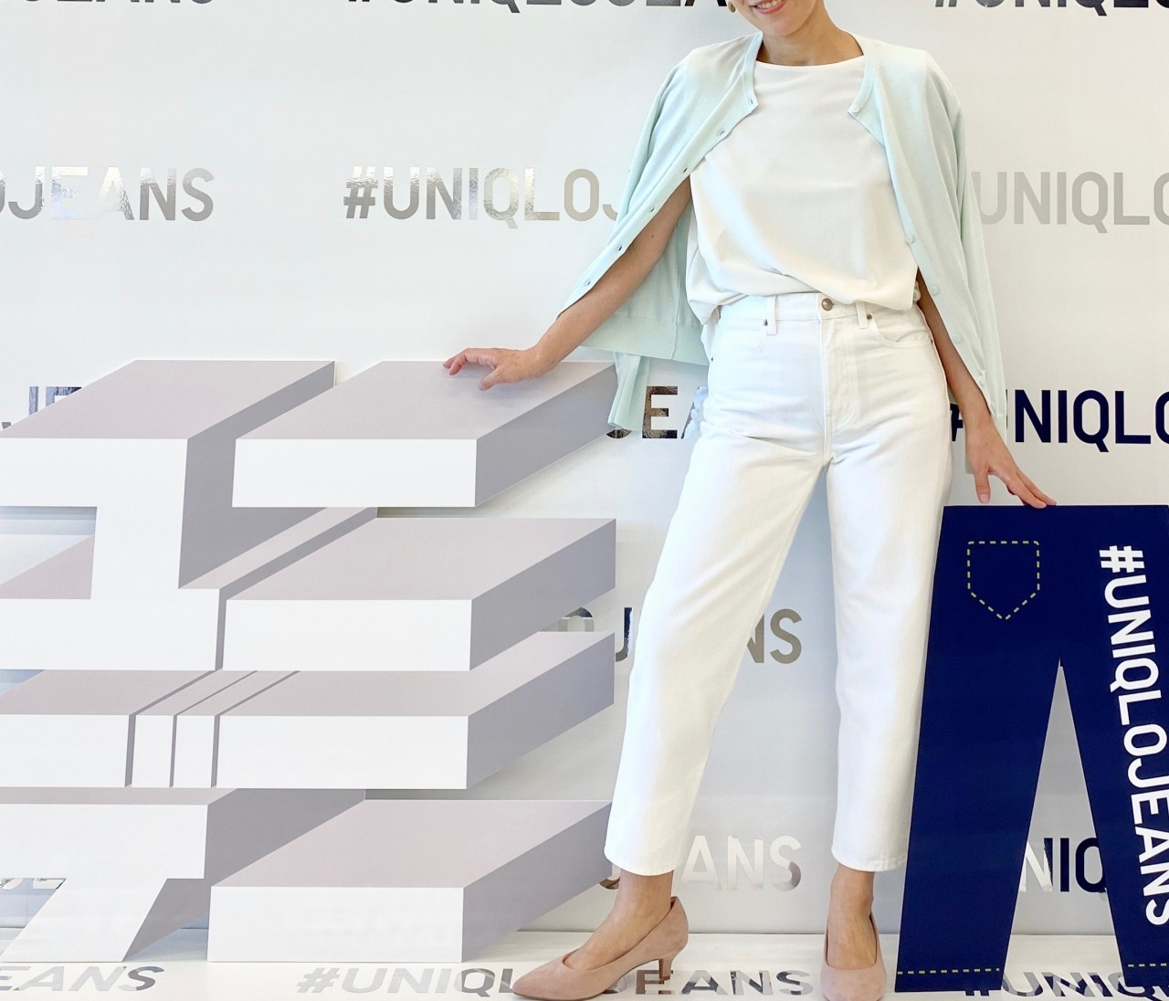 きれいめデニムコーデ&着やせが叶う【ユニクロ(UNIQLO)】2020春ジーンズ&レディースウェア新作20選
