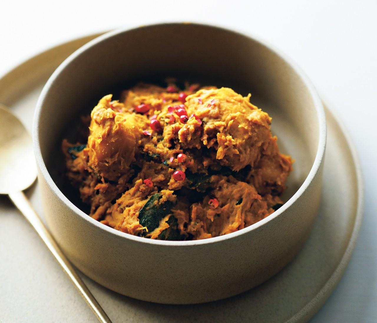 【印度カリー子さんのスパイスレシピ2】冷えや疲れを解消!かぼちゃ、ビーフ、マッシュルームのインドカレーレシピ3選
