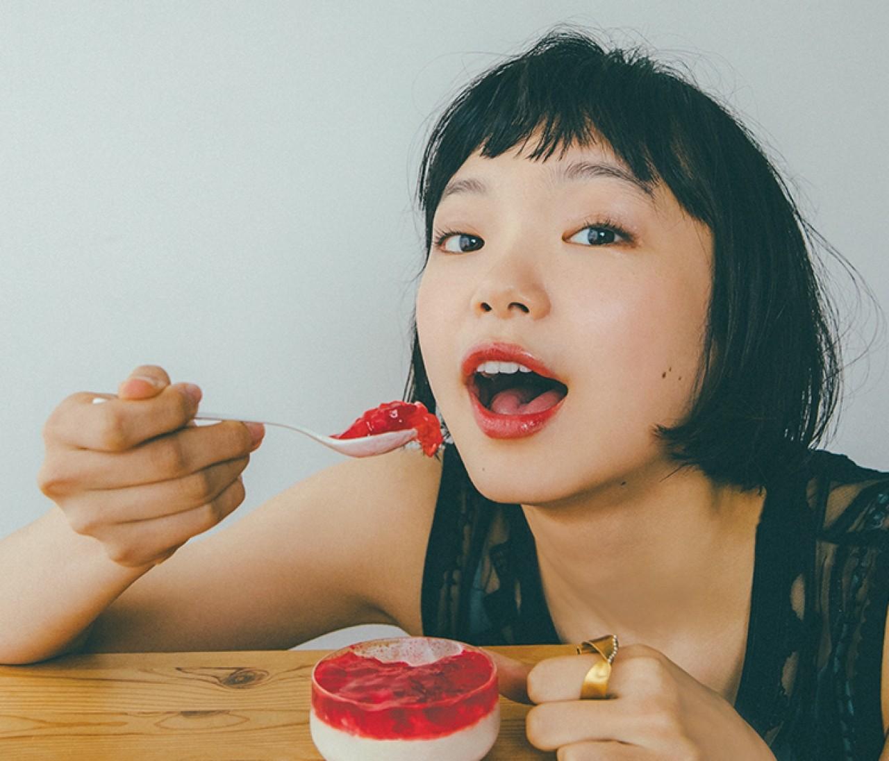 ふるふる、つるんな涼感デザート【食いしん坊ジャーナル】