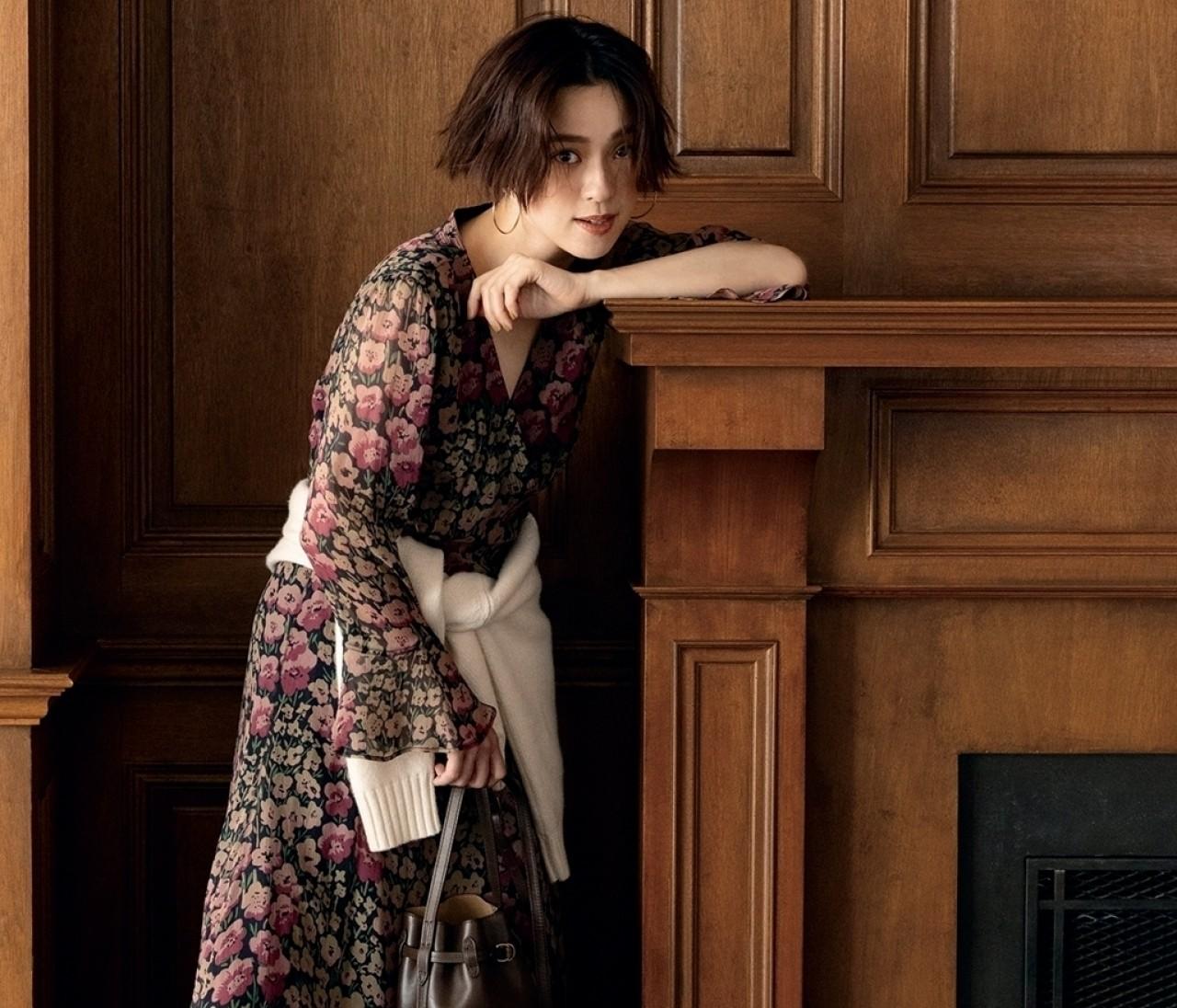【旬カラーで洗練スタイルをかなえる】ポロ ラルフ ローレンの上品ブラウン&モダングレー