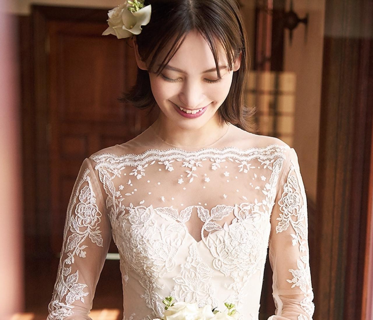 【ウエディングドレスまとめ】最愛ドレス89選!似合う白診断も♡【結婚式で最高の花嫁になる!1】