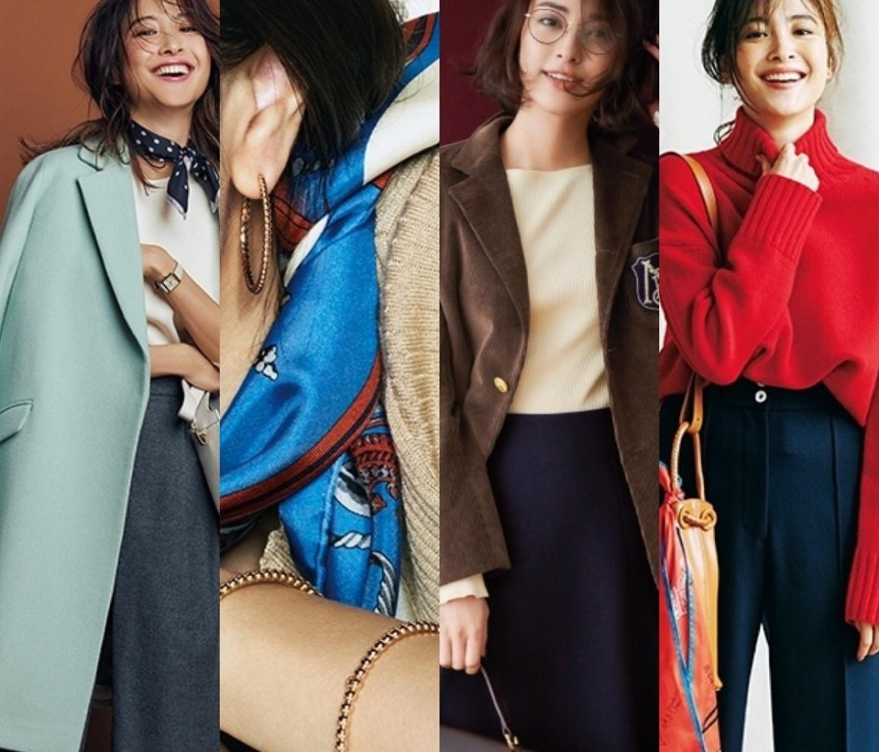 30代通勤コーデの好感度UP【2019年新春】10大おしゃれ計画|30代レディースファッション