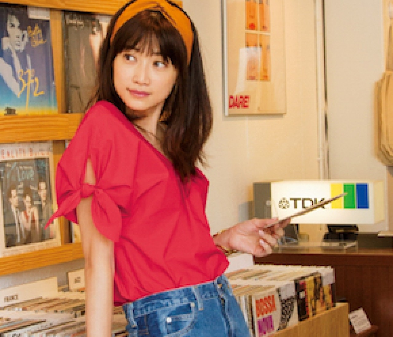 【袖コントップス×夏デニム】がいちばん簡単、いちばんおしゃれ♡