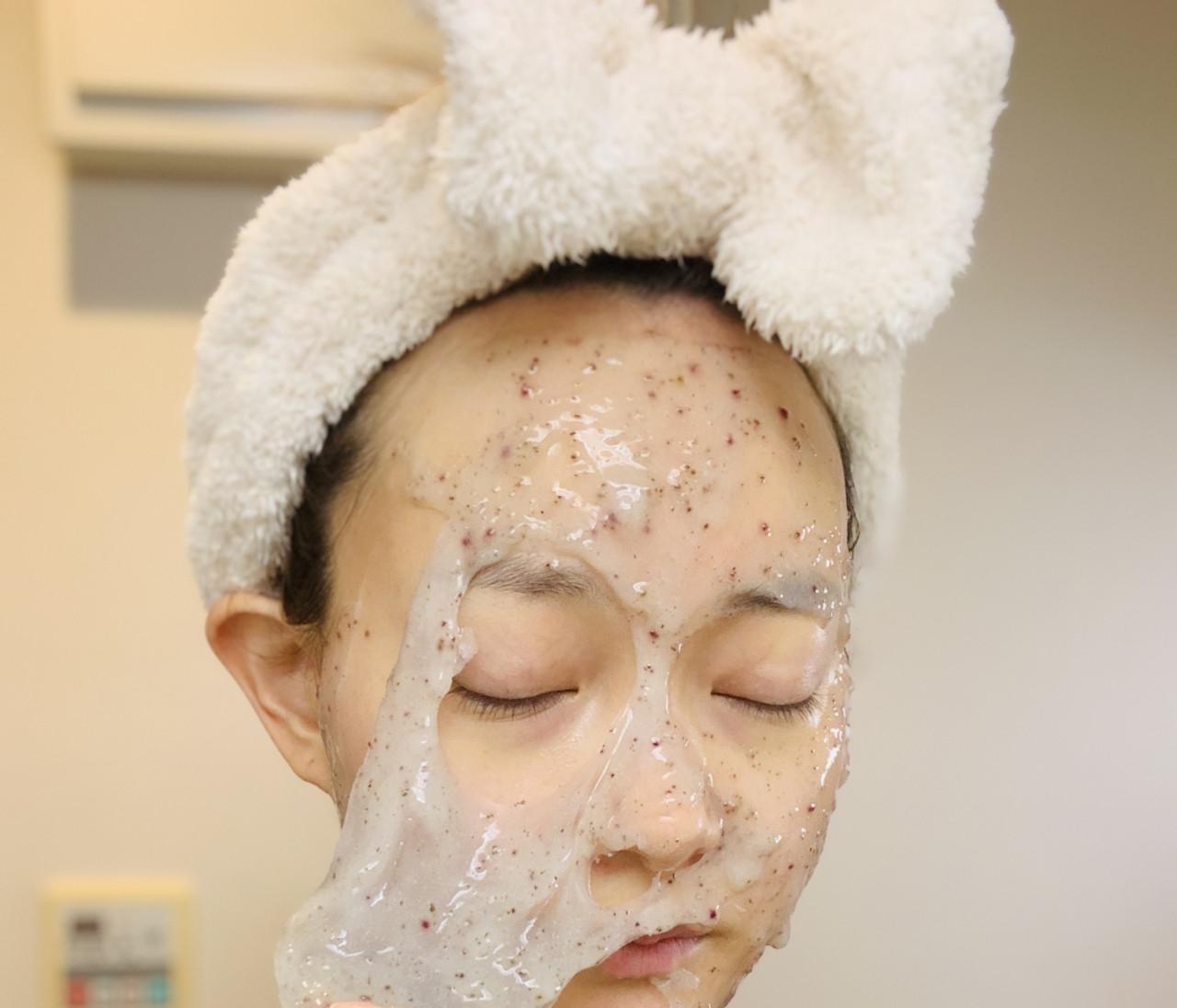 【入浴後の保湿】水分爆弾パック(韓国コスメ)を使ってみました