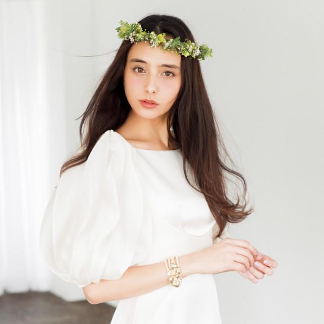 花嫁こそ抜け感が大切!「ゆる感ヘアアレンジ&旬顔メイク」_2
