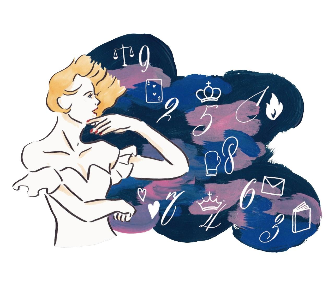 【イヴルルド遙華のマインドナンバー占い】生年月日の簡単な計算で、2020年後半&2021年の運気をズバリ!