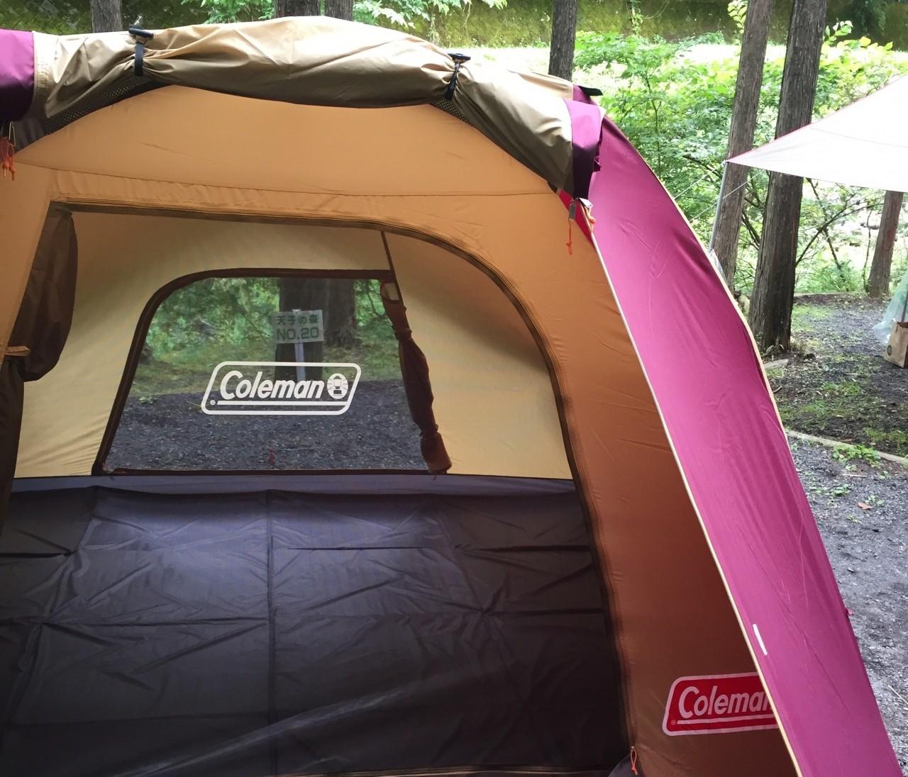 初キャンプ、まず何を買うべき?①
