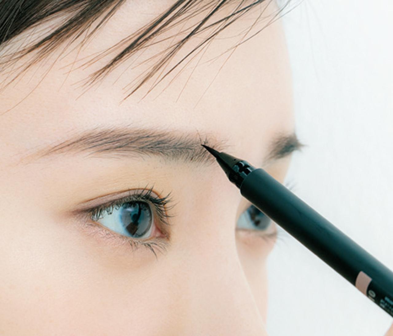 【30代のためのネオ美人眉Q&A3】眉頭を上手に描くには?